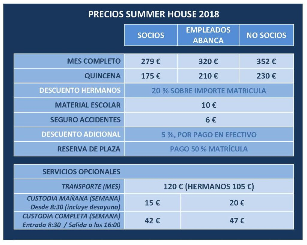 TARIFAS SUMMER HOUSE-web4