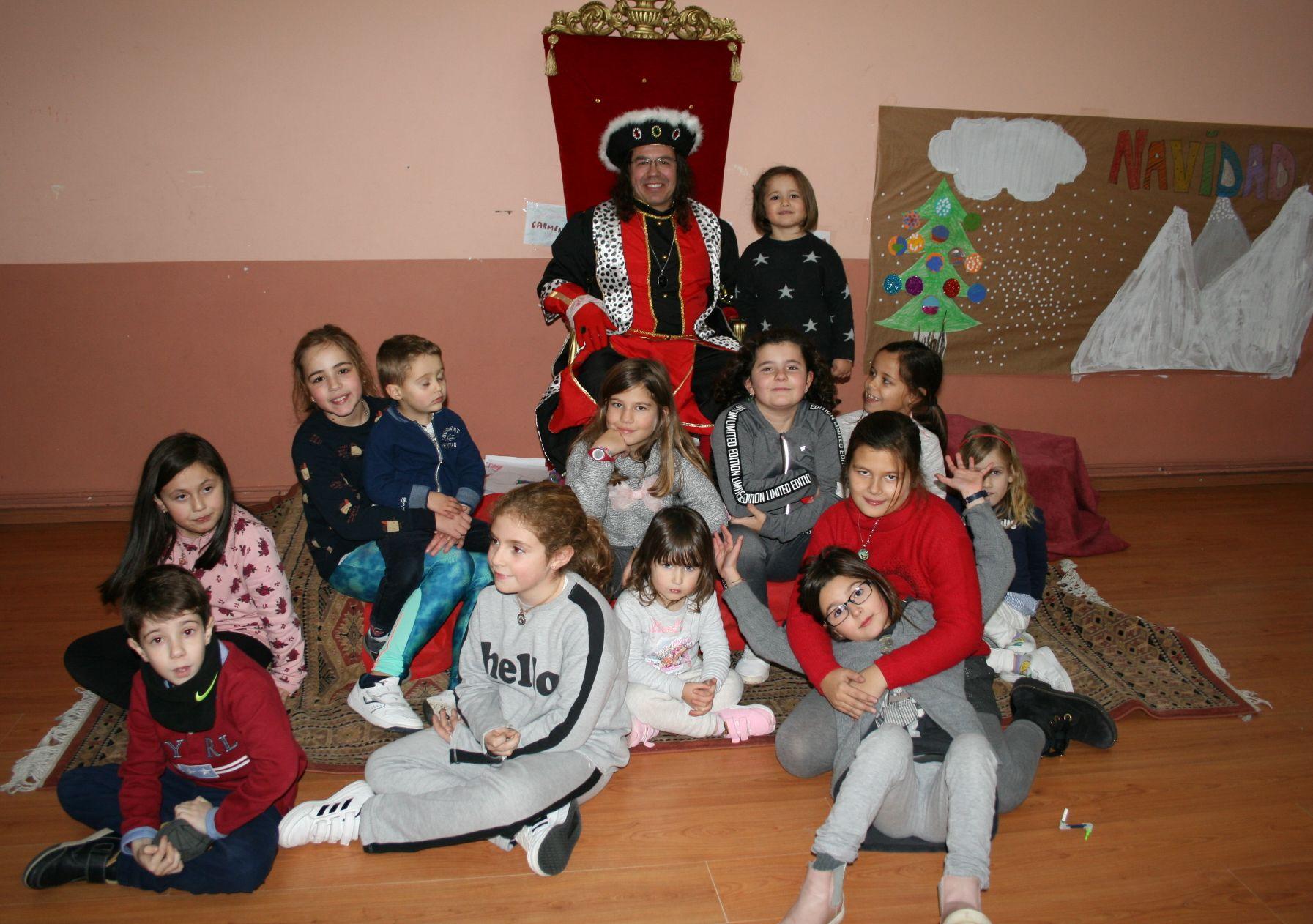 fiesta reyes ureca 2019