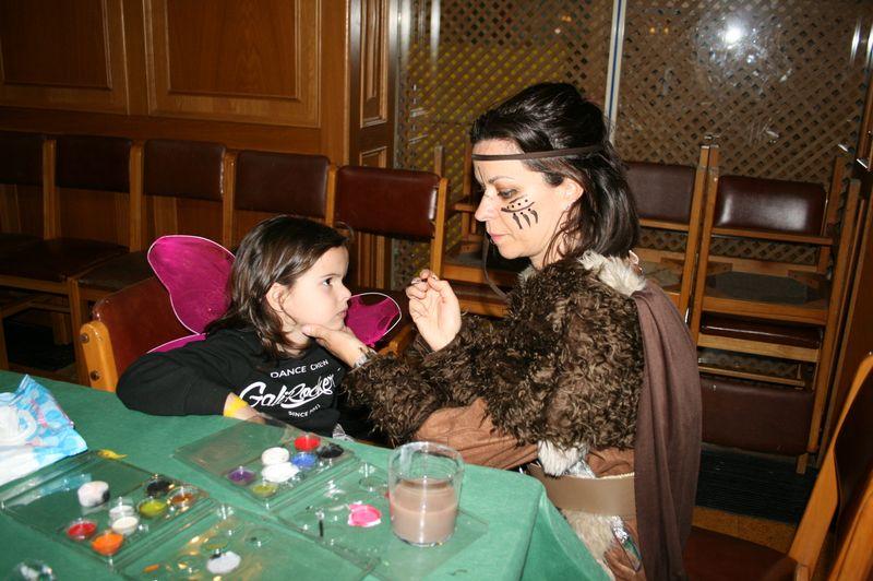 maquillaje carnaval nigran ureca 2019