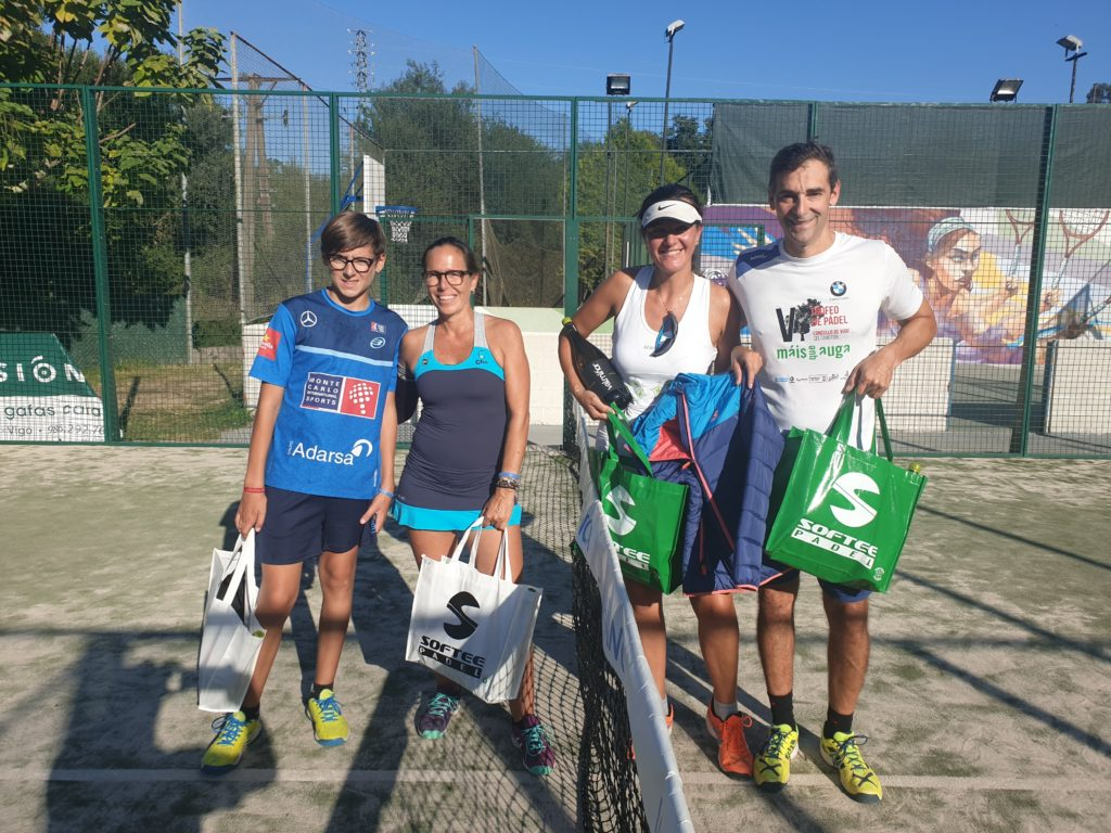 ureca padel FINAL 2ª MIXTA